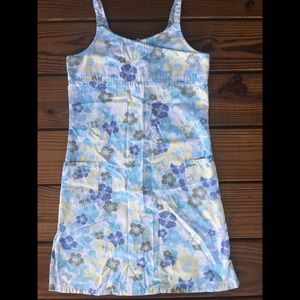 Beach pics? Old Navy Floral Soft Cotton Shift-10